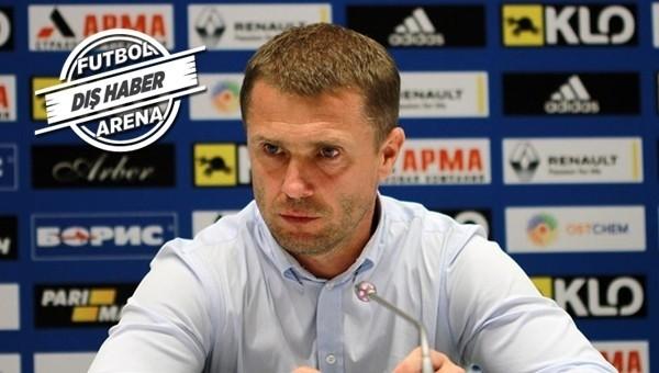Beşiktaş'ın rakibi Dinamo Kiev'in hocası isyan etti