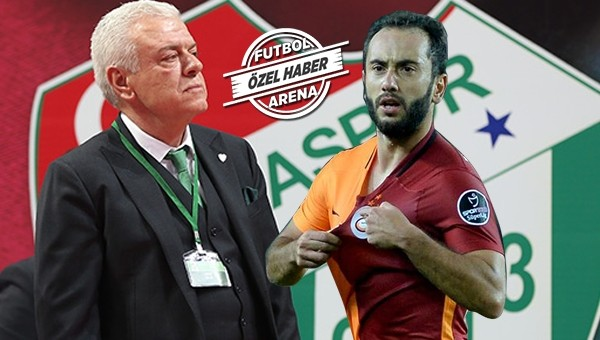 Bursaspor Başkanı FutbolArena'ya konuştu