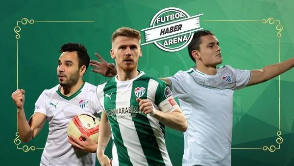 Bursaspor'un çılgın transfer geliri