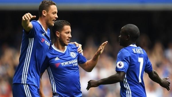 Chelsea, Premier Lig'de doludizgin