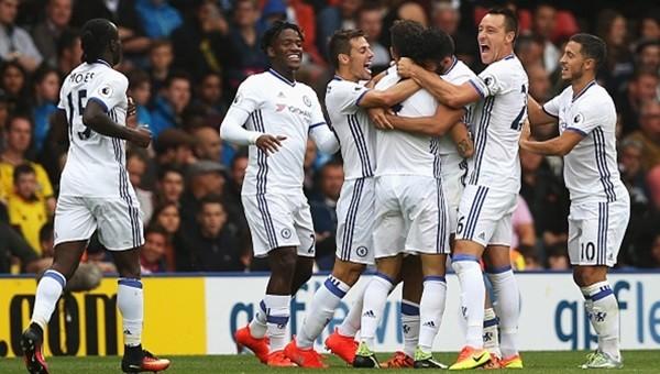 Chelsea'dan geri dönüş! 1-2
