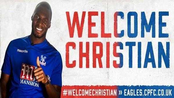 Christian Benteke'nin yeni adresi açıklandı