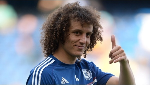David Luiz Chelsea'ye geri döndü