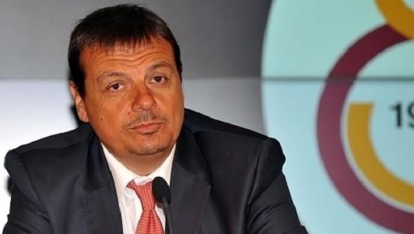 Ergin Ataman Milli takımı bıraktı