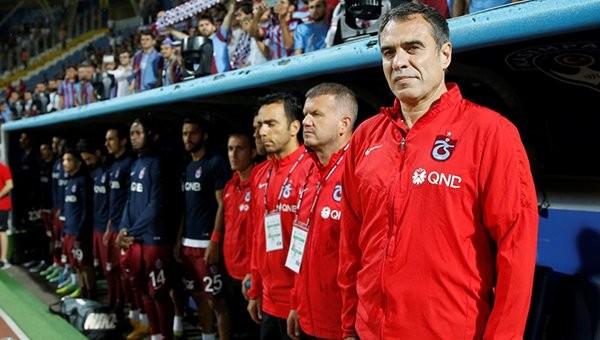 Trabzonspor yöneticisi Gökhan Saral, Ersun Yanal'ın istifa etmesini istedi