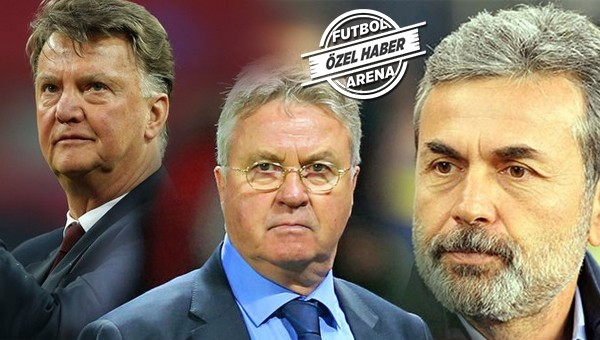 Fenerbahçe'nin teknik direktör adayları