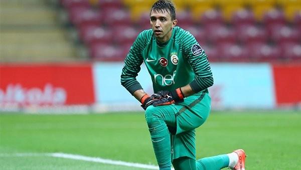 Galatasaray'da Fernando Muslera krizi devam etti
