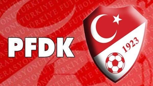 Fikret Orman, Ahmet Nur Çebi ve Samuel Eto'o'ya PFDK şoku