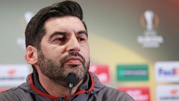 Fonseca, Lucescu'yu aratmadı