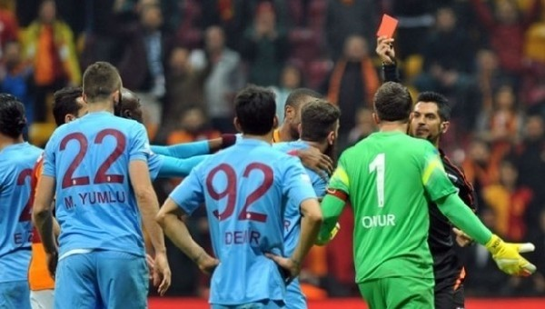 Galatasaray - Trabzonspor maçı için bahis iddiası
