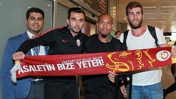 Galatasaray, ABD Ligi'nin pas kralını kadrosuna kattı