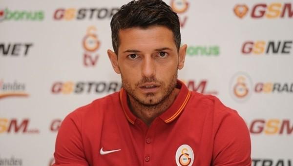 Galatasaray Dzemaili'yi KAP'a bildirdi