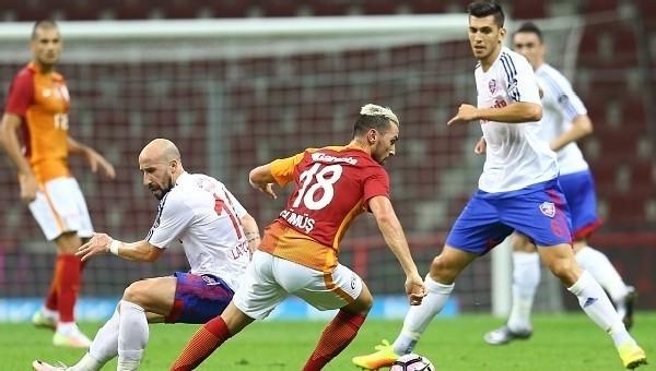 Galatasaray, Karabük'ten fark yedi