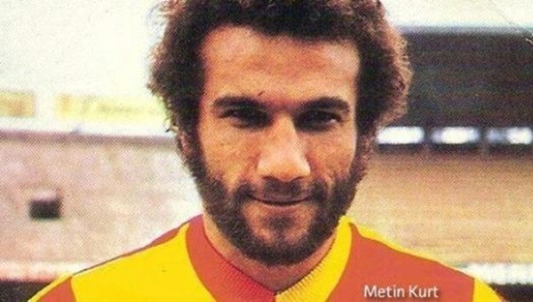 Galatasaray, Metin Kurt'u andı