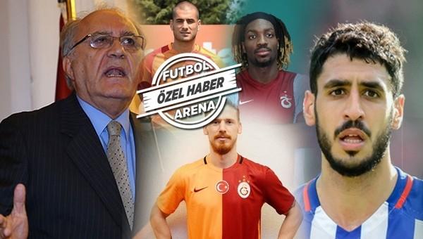Galatasaray transferde musluğu açtı