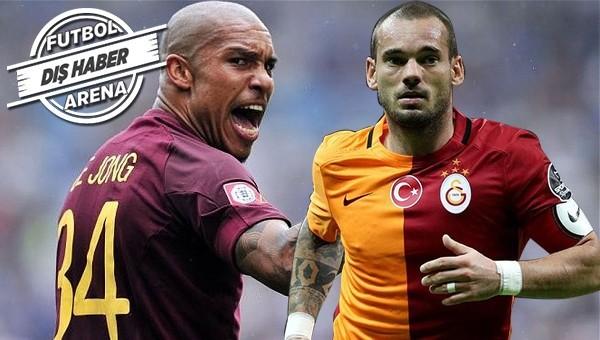 Galatasaray'da Nigel de Jong iddiası