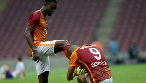 Galatasaray'dan Chedjou'ya şartlı sözleşme
