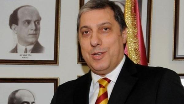 Galatasaraylı yönetici transferi açıkladı