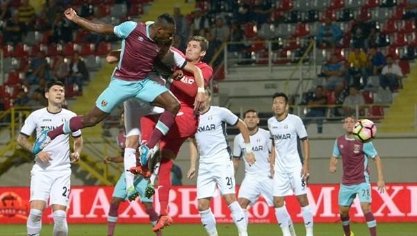 Gökhan Töre'li West Ham galibiyeti koruyamadı