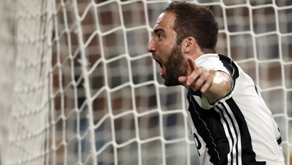 Gonzalo Higuain'den kritik gol!