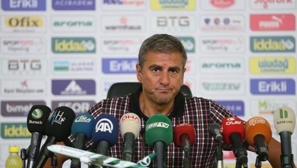 Hamza Hamzaoğlu'ndan istifa yorumu