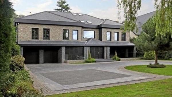 Ibrahimovic'in yeni evi görülmeye değer!