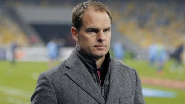 Inter'in yeni hocası Frank de Boer oldu
