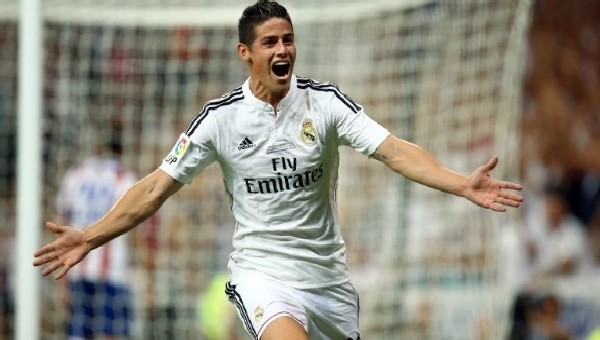 James Rodriguez için 85 milyon Euro!