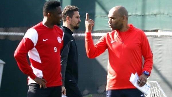 Jose Morais'ten Samuel Eto'o açıklaması