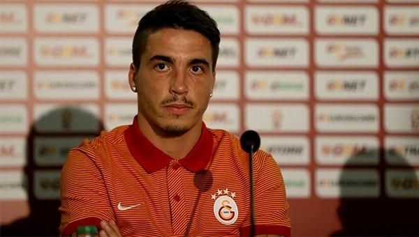 Galatasaray'dan Josue'ye sürpriz doğum günü kutlaması
