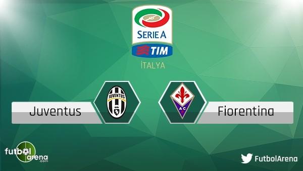 Juventus - Fiorentina maçı saat kaçta, hangi kanalda?