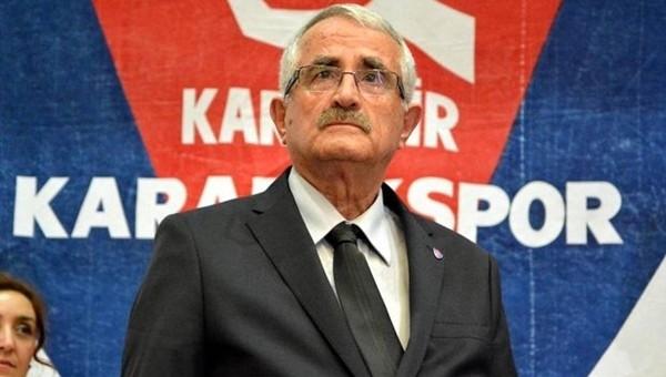 Karabükspor başkanından Galatasaray maçı isyanı