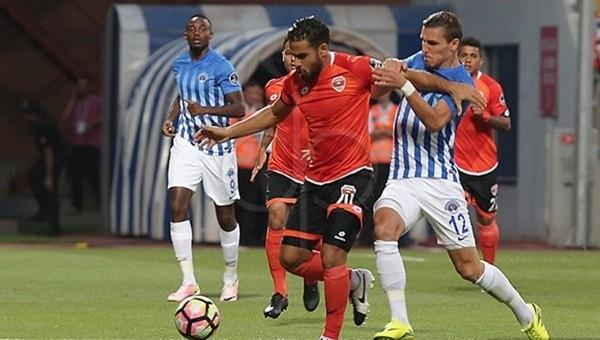Kasımpaşa ile Adanaspor puanları bölüştü