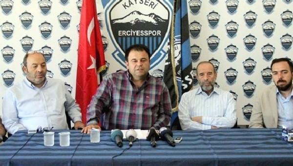 Kayseri Erciyesspor'da geri sayım