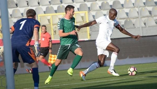 Konyaspor - Karabükspor maçında bol gol!