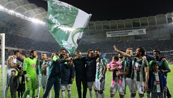 Konyaspor'un Süper Lig'deki 16. sezonu