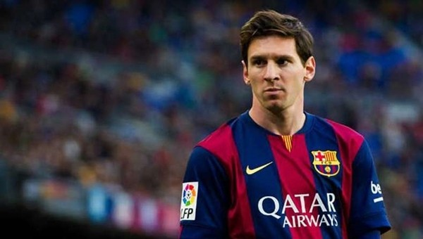 Lionel Messi'ye UEFA'dan adaylık şoku