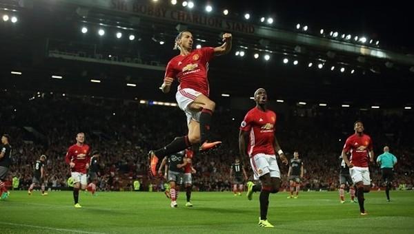 Manchester United'ın Zlatan'ı var