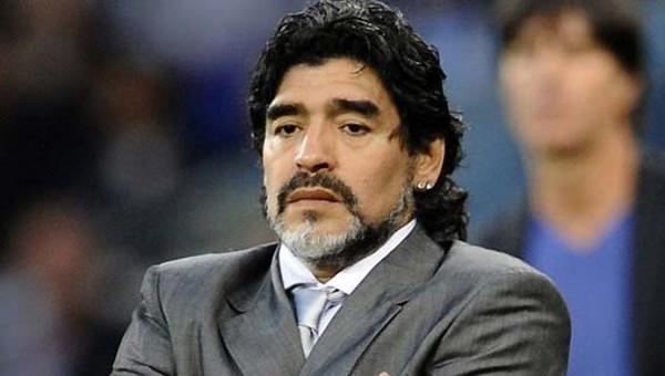 Maradona neye uğradığına şaşırdı