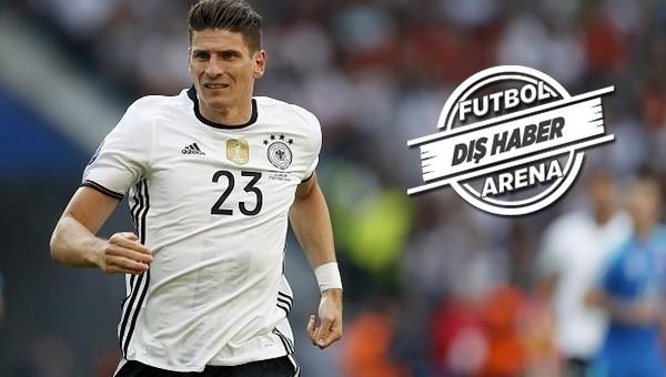 Mario Gomez için 8 milyon Euro
