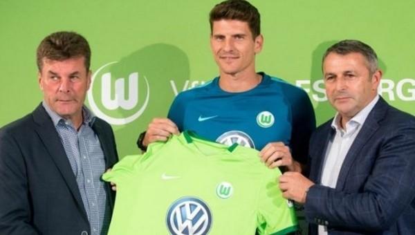 Mario Gomez, Wolfsburg'tan ayrılabilir