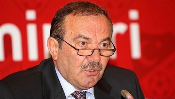 MHK'nın istifası kabul edildi! İşte yeni başkan...