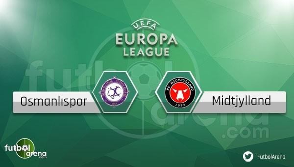Midtjylland - Osmanlıspor maçı ne zaman, saat kaçta, hangi kanalda?