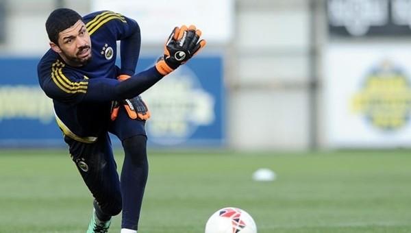 Monaco maçında kale Fabiano'nun
