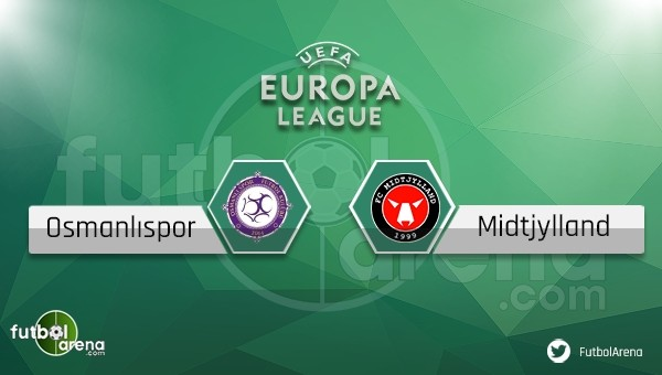 Osmanlıspor - Midtjylland maçı hangi kanalda?