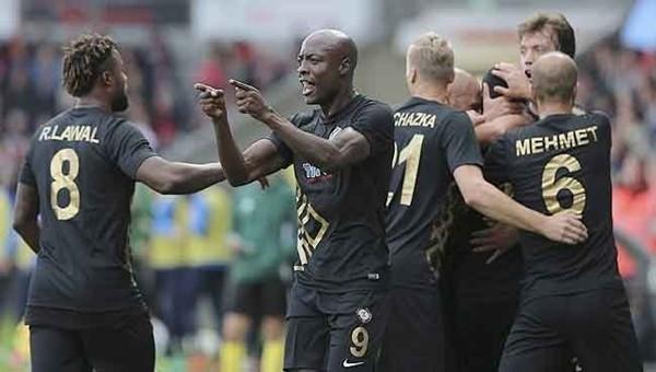 Osmanlıspor ilk maçtan zaferle ayrıldı