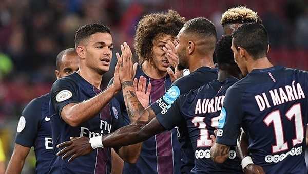 PSG sezonu kupayla açtı