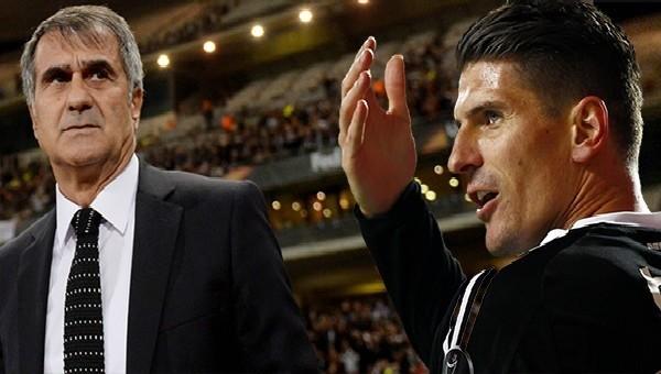 Şenol Güneş: 'Mario Gomez devre arasında geri döner'