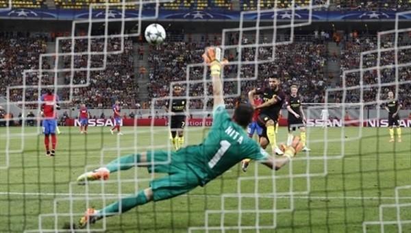 Yıldız golcü 21 dakikada 2 penaltı kaçırdı