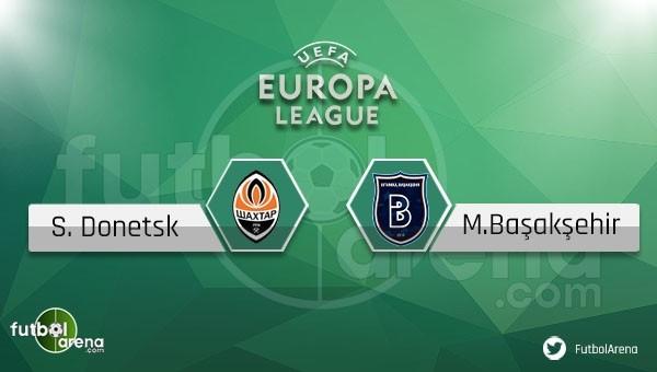 Shakhtar Donetsk - Medipol Başakşehir maçı hangi kanalda?